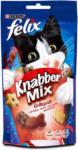 dm felix Knabber Mix Katzensnack Grillspaß