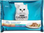 dm Gourmet Perle Erlesene Streifen Katzenfutter Fisch- & Fleischvariation