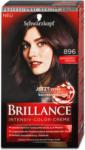 dm Brillance Intensiv-Color-Creme - Nr. 896 Schwarzrot Organdi