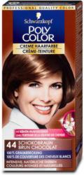 Poly Color Creme Haarfarbe - Nr. 44 Schokobraun