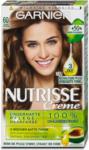 dm Garnier Nutrisse Creme dauerhafte Pflege-Haarfarbe - Nr. 60 Karamell Dunkelblond