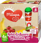 dm milupa Früchtemischung Apfel, Erdbeere, Banane