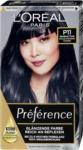 dm L'Oréal Préférence Permanente Haarfarbe - Nr. P 11 Manhattan Kühles intensives Schwarz