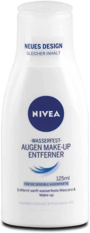 Nivea wasserfester Augen Make-Up Entferner