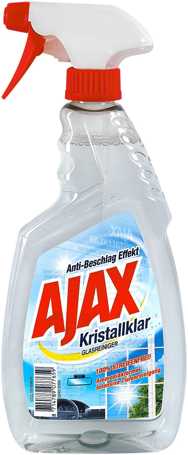 Ajax Glasreiniger