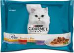 dm Gourmet Perle Duo Katzenfutter Geflügel- & Fleischvariation