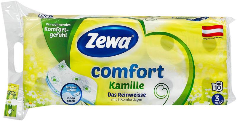 Zewa Toilettenpapier comfort Kamille