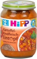 Hipp Menü Kartoffel-Rindfleisch-Eintopf