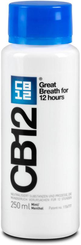 CB12 Mundspülung Sicherer Atem