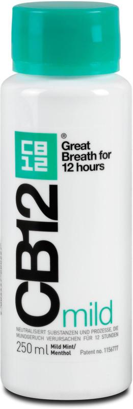 CB12 Mundspülung mild