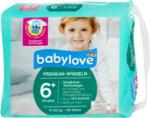 dm babylove aktiv plus Premium-Windeln Gr. 6+ (17-32 kg)