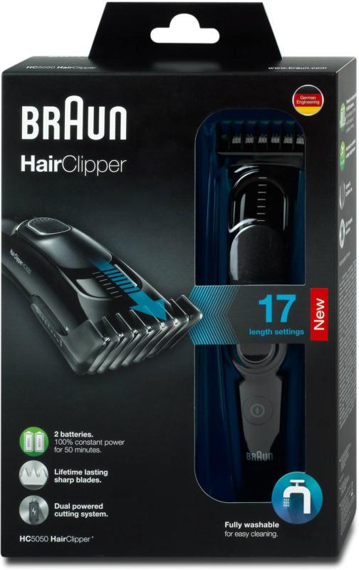 Braun Haarschneider HC5050