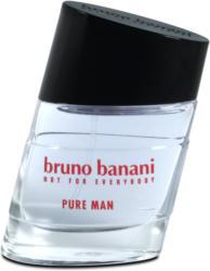 bruno banani Pure Man Eau de Toilette, 30 ml