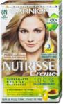 dm Garnier Nutrisse Creme dauerhafte Pflege-Haarfarbe - Nr. 8N Natürliches Blond