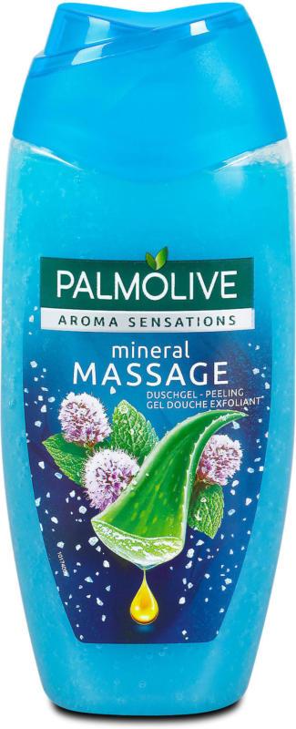 Palmolive Aroma Sensations Duschgel-Peeling Mineral Massage