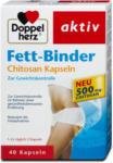 dm Doppelherz aktiv Fett-Binder Chitosan Kapseln