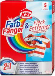 K2r Farb Fänger & Fleck Entferner Sachets