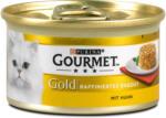 dm Gourmet Gold Katzenfutter Raffiniertes Ragout mit Huhn