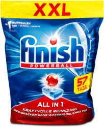 finish Powerball All In 1 Geschirrspülreiniger