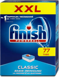 finish Powerball Classic Geschirrspüler Tabs XXL Pack