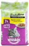 dm whiskas 7+ Jahre Fresh Menue Katzenfutter mit Geflügel
