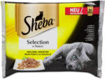 dm Sheba Selection Katzenfutter Geflügel Variation in Sauce