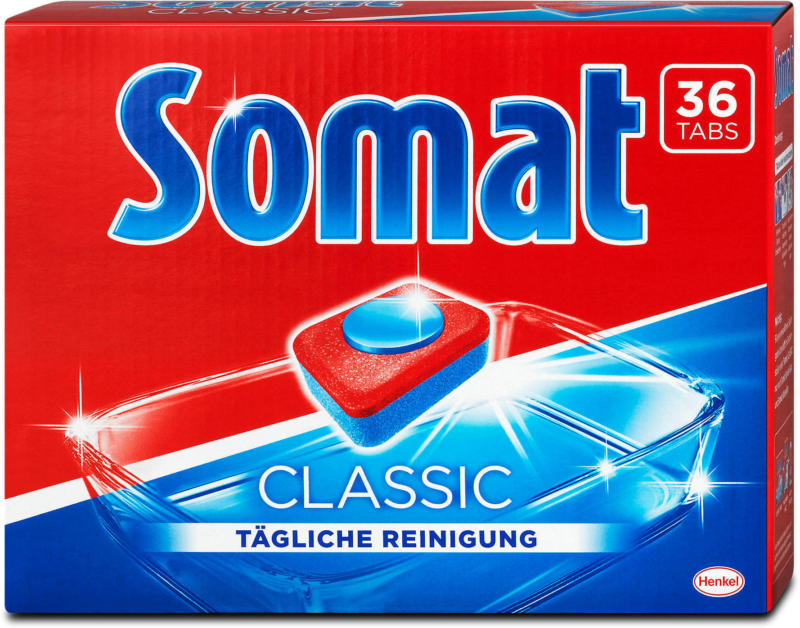 Somat Classic Geschirrspüler Tabs