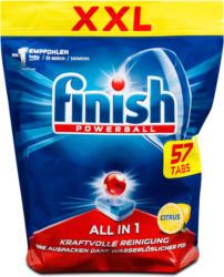 finish Powerball All In 1 Geschirrspülreiniger Citrus