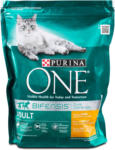 dm One Adult Katzenfutter mit Huhn und Vollkorn-Getreide