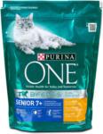 dm One Senior 7+ Katzenfutter mit Huhn & Vollkorn-Getreide