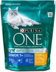 One Senior 7+ Katzenfutter mit Huhn & Vollkorn-Getreide