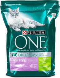 One Sensitive Katzenfutter mit Truthahn & Reis