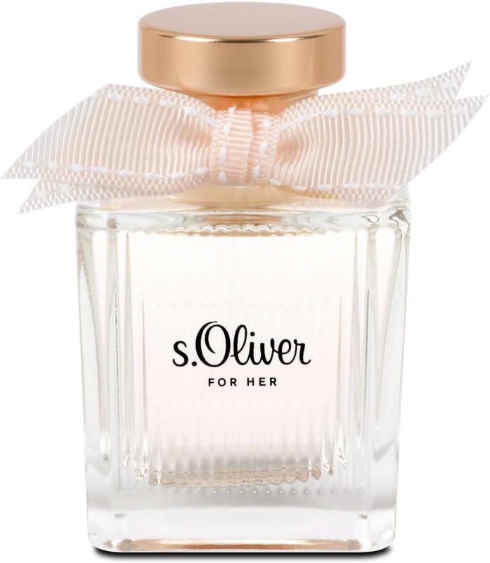 s.Oliver for her Eau de Toilette, 50 ml
