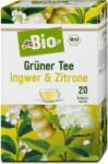 dm dmBio Grüner Tee Ingwer & Zitronenmyrthe