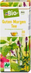 dmBio Guten Morgen Tee Zitronengras & Eisenkraut