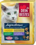 dm Dein Bestes Augenschmaus Katzenfutter Beutel-Variation in Sauce