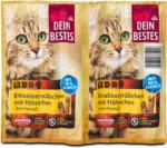 dm Dein Bestes Katzensnack  BBQ Knabberstäbchen mit Hähnchen