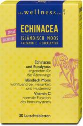 the wellness co. Echinacea Isländisch Moos Lutschtabletten