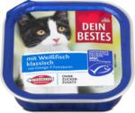 dm Dein Bestes klassisch Katzenfutter mit Weißfisch