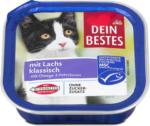 dm Dein Bestes klassisch Katzenfutter mit Lachs