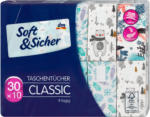 dm Soft&Sicher Taschentücher Classic