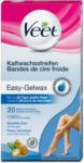 dm Veet Körper & Beine Kaltwachsstreifen für sensible Haut, 20 Stück