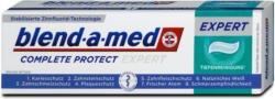 blend-a-med Complete Protection Expert Zahncreme Tiefenreinigung