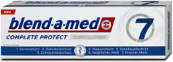 blend-a-med Complete Protection Zahncreme Kristallweiss