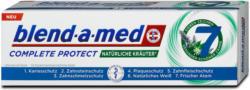 blend-a-med Complete Protection Zahncreme Natürliche Kräuter