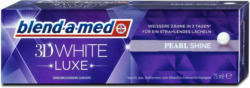 blend-a-med 3D White Luxe Zahncreme Pearl Shine