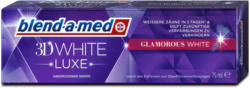 blend-a-med 3D White Luxe Zahncreme Glamorous White