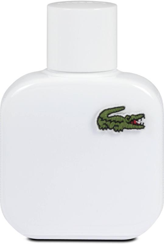 Lacoste Eau de Lacoste L.12.12 Blanc - Pure Eau de Toilette, 50 ml