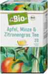 dm dmBio Apfel, Minze & Zitronengras Tee