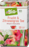 dm dmBio Frucht & Zitronengras Tee